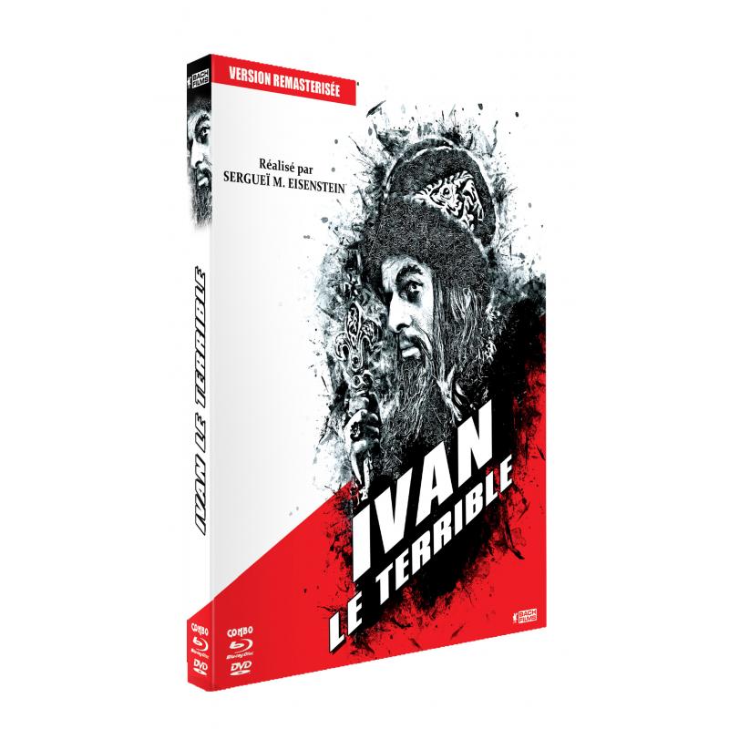 IVAN LE TERRIBLE - EDITION BLU-RAY ET DVD