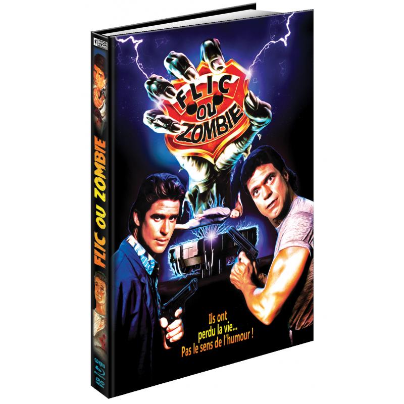 FLIC OU ZOMBIE - VISUEL ANNEES 80 - EDITION BLU-RAY ET DVD