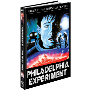PHILADELPHIA EXPERIMENT - VISUEL ANNEES 80 - EDITION BLU-RAY ET DVD