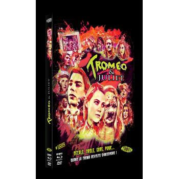 TROMEO ET JULIET - BLU-RAY ET DVD