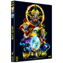LES CLOWNS TUEURS VENUS D'AILLEURS - BLU-RAY / DVD
