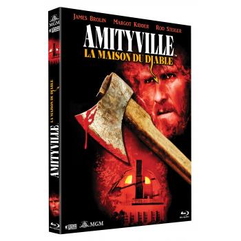 AMITYVILLE, LA MAISON DU DIABLE - BLU-RAY