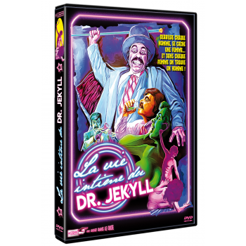 LA VIE INTIME DU DR. JEKYLL