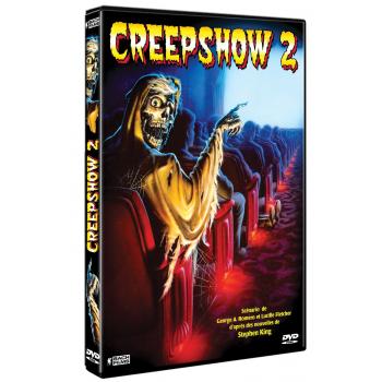 CREEPSHOW 2 - VISUEL ANNEES 80 - EDITION DVD