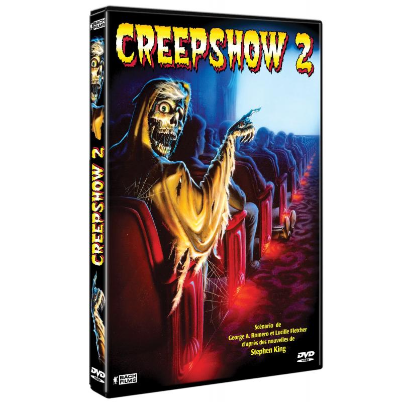 CREEPSHOW 2 - VISUEL ANNEES 80 - EDITION DVD SANS BLISTER