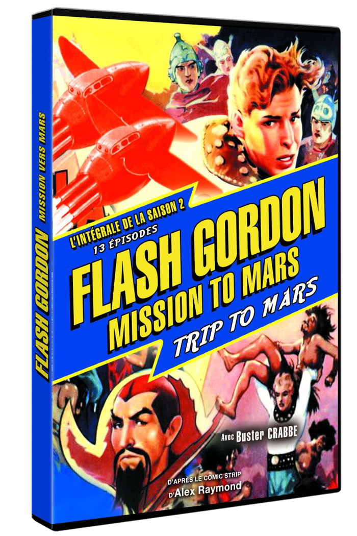 FLASH GORDON - MISSION VERS MARS - SAISON 2