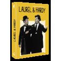COFFRET HOMMAGE A LAUREL & HARDY