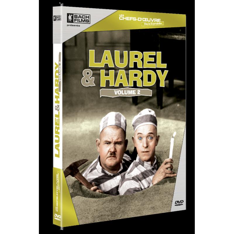 LAUREL & HARDY - VOLUME 2