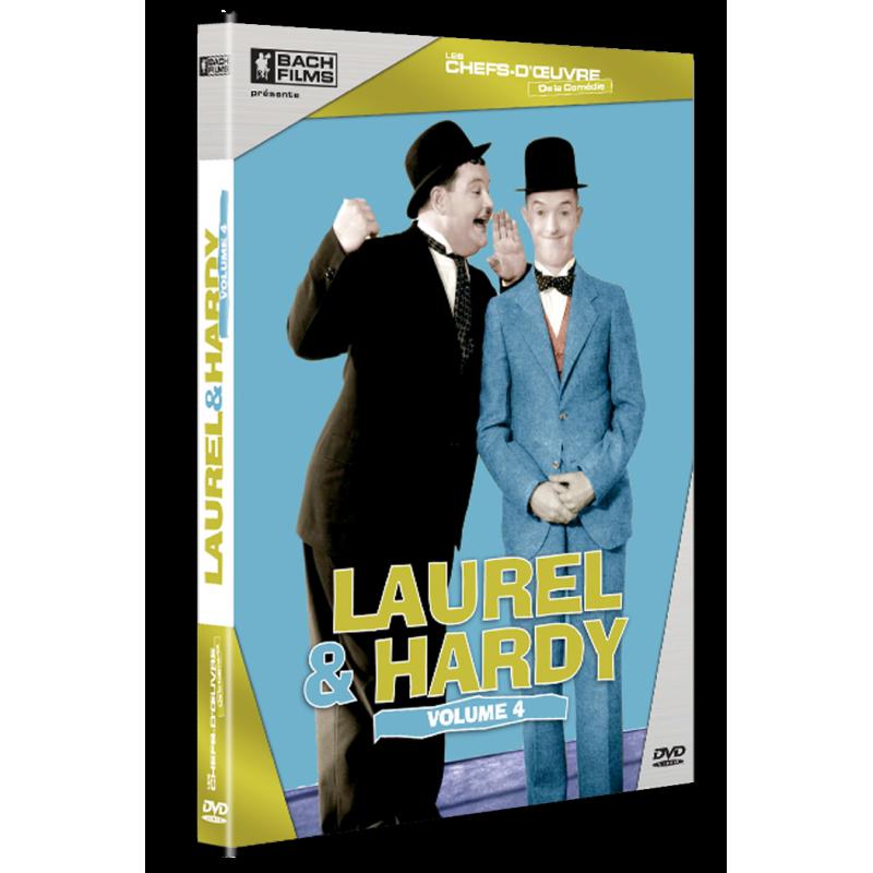 LAUREL & HARDY - VOLUME 4