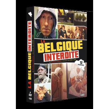 COFFRET HISTOIRES BELGES - 12 DOCUMENTAIRES INEDITS !