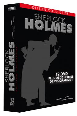 COFFRET SHERLOCK HOLMES - EDITION COLLECTOR